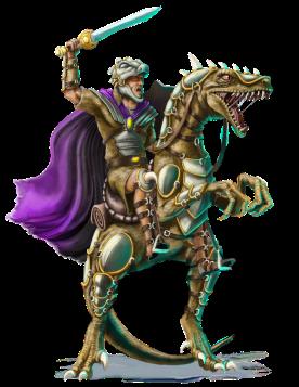 Traazorite rider